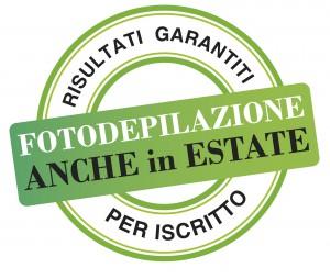 fotodepilazione a Parma in estate