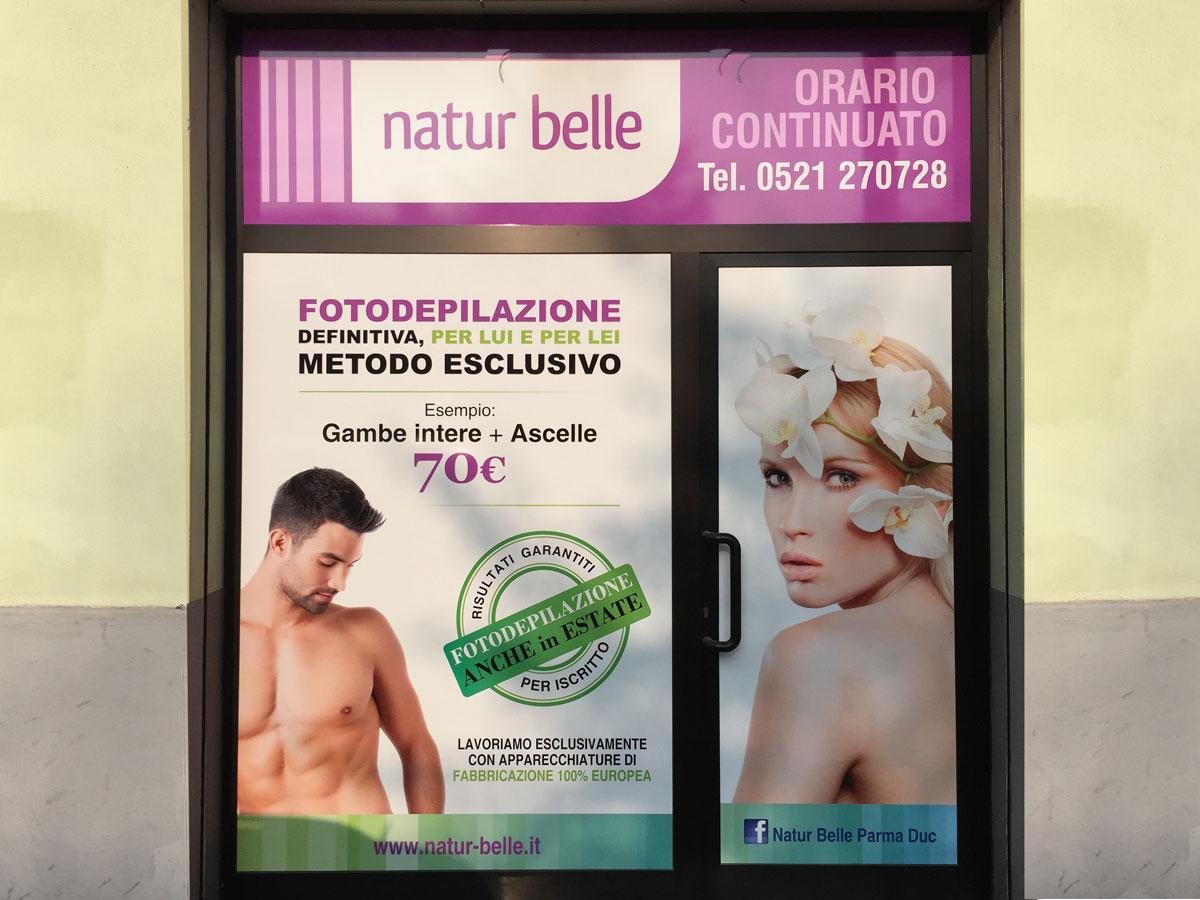 Centro Fotodepilazione Parma Natur Belle