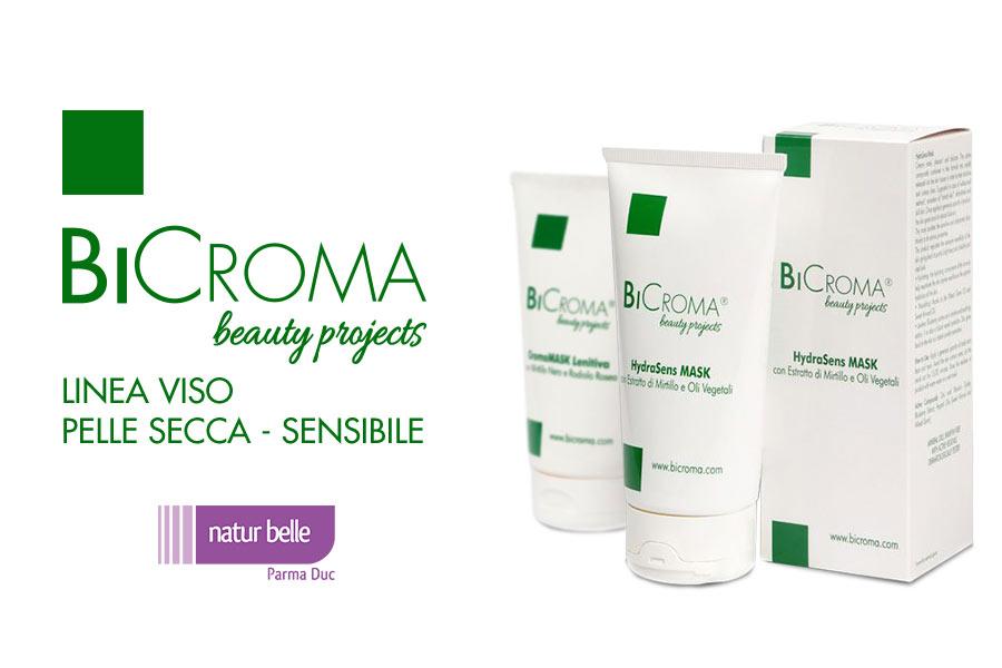 Linea Viso Pelle Secca-Sensibile Bicroma - Trattamenti Estetici Professionali Viso