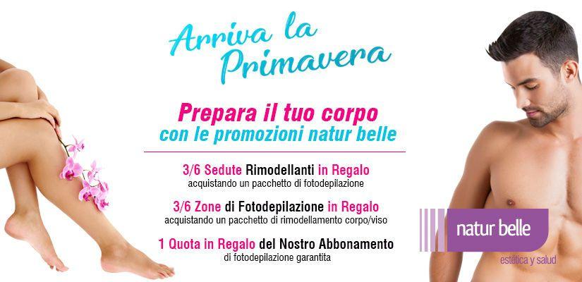 Depilazione Parma primavera